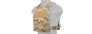 CA-1512CN Standard Issue 1000D Nylon Tactical Vest (Camo)