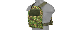 LANCER TACTICAL STANDARD ISSUE 1000D NYLON PLATE CARRIER ( PC GREEN)