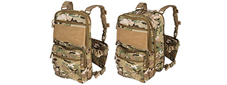 CA-1615CN QD CHEST RIG LIGHTWEIGHT BACKPACK (CAMO)