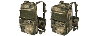 CA-1615FN QD CHEST RIG LIGHTWEIGHT BACKPACK (ATFG)