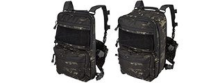 CA-1615MBN QD CHEST RIG LIGHTWEIGHT BACKPACK (MC)