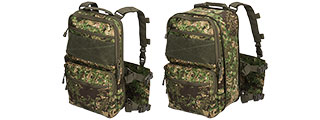CA-1615PN QD CHEST RIG LIGHTWEIGHT BACKPACK (GZ)