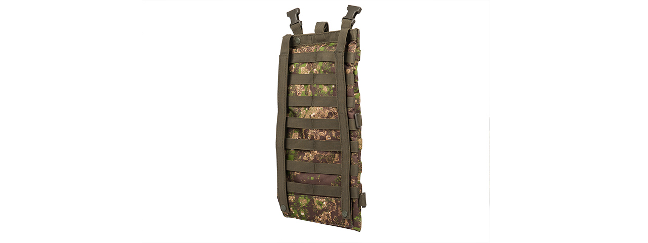 CA-307PN 1000D NYLON MOLLE MODULAR CHEST RIG (PC GREEN)