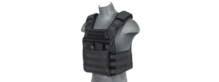 CA-313B2N 1000D ATTACK MOLLE PLATE CARRIER V2 (BLACK)