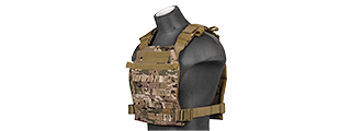 CA-883MN NYLON LIGHTWEIGHT PLATE CARRIER (CAMO)