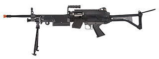 CA-CA006M CA249 MK1 AIRSOFT LMG RIFLE (BLACK)