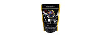 BIOVAL AIRSOFT 0.30G BIO NEUTRAL AIRSOFT BB'S - 3300RD BAG - WHITE