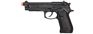 DOUBLE BELL M92 GAS BLOWBACK AIRSOFT PISTOL (BLACK)
