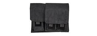 Double Bell Dual Rifle/Pistol Magazine Pouch w/ Temperature Control