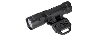FAST301K-BK TACTICAL 800-LUMEN KEY-MOD WEAPON LIGHT (BK)