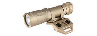OPSMEN TACTICAL 800-LUMEN KEYMOD WEAPON LIGHT - TAN
