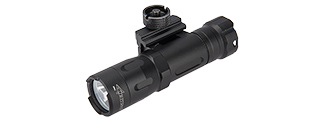 FAST301R-BK TACTICAL 800-LUMEN PICATINNY WEAPON LIGHT (BK)