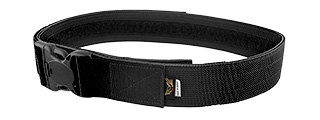 "FY-BTB01BK-L 2"" QD NYLON TACTICAL DUTY BELT - LARGE (BLACK)"