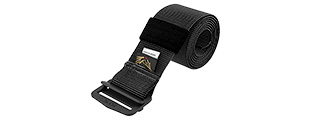 "FY-BTB02BK-M 1 3/4"" TACTICAL NYLON BDU BELT - MEDIUM (BLACK)"