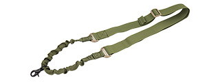 FY-SLS01OD 1000D NYLON TACTICAL SINGLE-POINT SLING (OD GREEN)