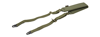 FY-SLS06OD 1000D NYLON 2-POINT LMG SLING (OD GREEN)