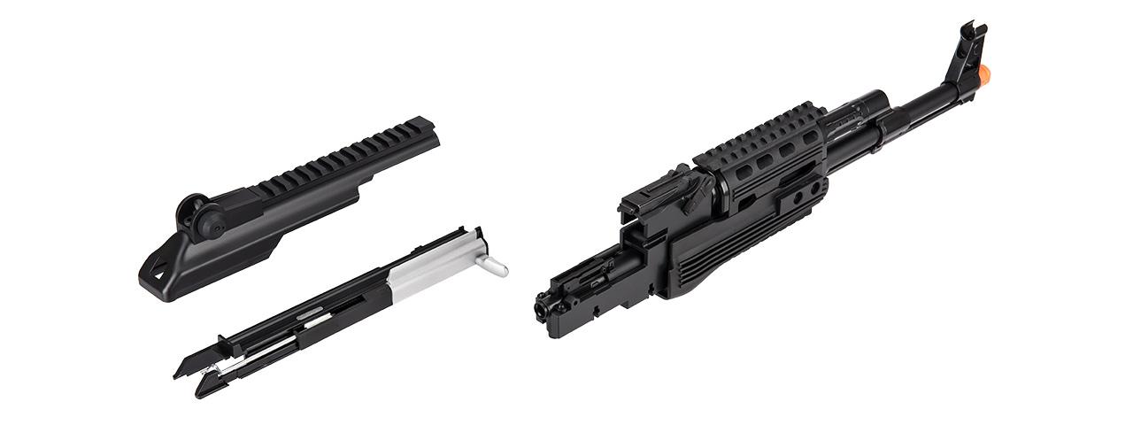 GOLDEN EAGLE AK-47 RIS FRONT BARREL ASSEMBLY W/ RAILED RECEIVER