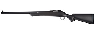 HG-231 BOLT-ACTION VSR-11 GAS POWERED AIRSOFT SNIPER RIFLE (BLACK)