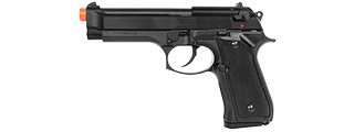 KWA FULL METAL M9 PTP NS2 GAS BLOWBACK AIRSOFT PISTOL