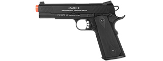 KWA M1911 MARK III PTP Full Metal Airsoft Gas Blowback Pistol