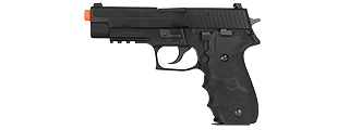 KWA M226LE GBB AIRSOFT PISTOL W/ HOGUE MONOGRIP - BLACK