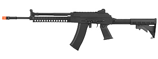 KWA FULL METAL AKG-KCR GAS BLOWBACK GBBR AIRSOFT RIFLE
