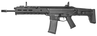 PTS MASADA AIRSOFT GAS BLOWBACK RIFLE W/ M1913 RIS - BLACK