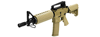 KWA Airsoft M4 AEG Limited Edition KM4 CQB Carbine Rifle - DARK EARTH