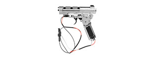 LCT AIRSOFT AK-47 AEG VERSION 3 GEARBOX W/ STEEL GEARS