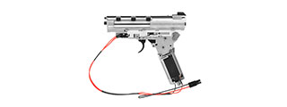 LCT Airsoft AK-47 AEG Rear Wired Version 3 Gearbox