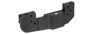LCT PSO1 AIRSOFT AEG ALUMINUM SCOPE MOUNT EXTENDER - BLACK
