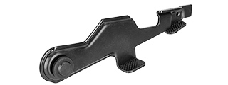 LCT X47 AIRSOFT AK47 AEG SELECTOR PLATE ASSEMBLY - BLACK