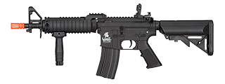 LT-02CL-G2 LOW FPS MK18 NYLON POLYMER MOD 0 AEG AIRSOFT RIFLE (BLACK)