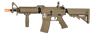 LT-02CTL-G2 LOW FPS MK18 NYLON POLYMER MOD 0 AEG AIRSOFT RIFLE (TAN)