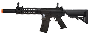 LT-15BL-G2 AIRSOFT LOW FPS POLYMER M4 GEN 2 SD AEG RIFLE (BLACK)
