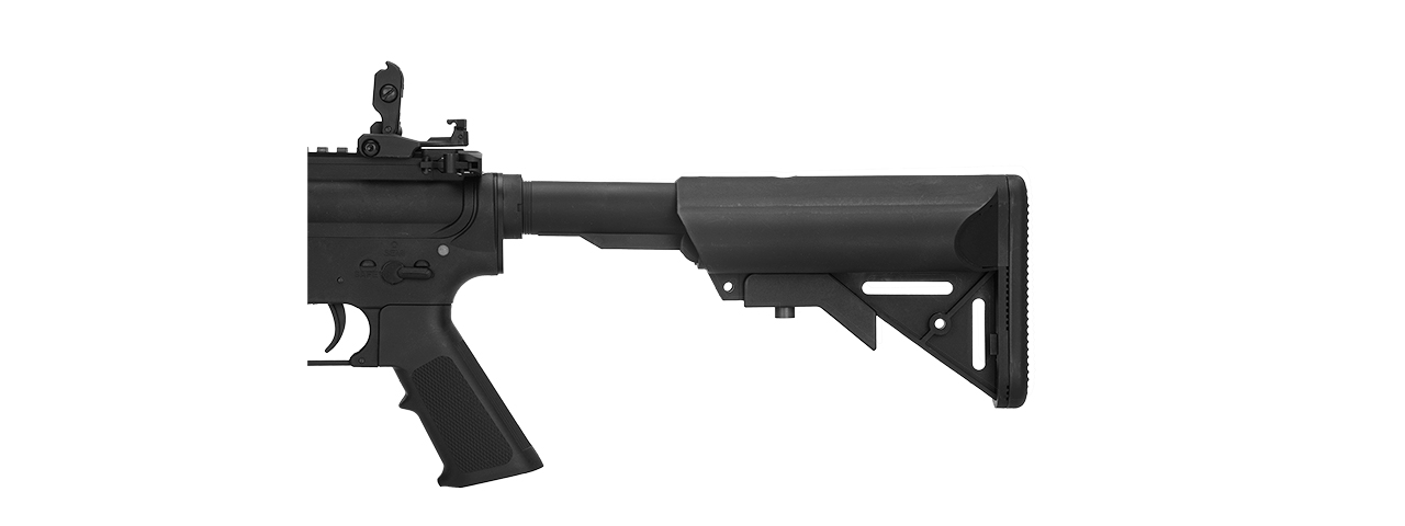 LT-15B-G2 AIRSOFT POLYMER M4 GEN 2 SD AEG RIFLE (BLACK)
