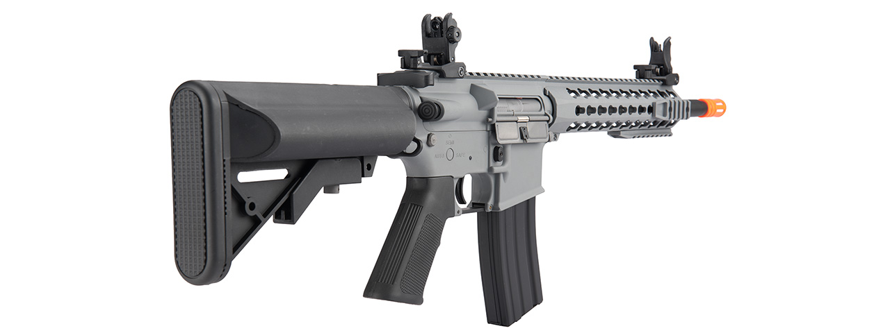 "LT-19Y-G2 AIRSOFT M4 CARBINE 10"" AEG RIFLE (GRAY)"