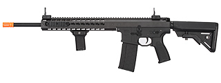"LT-202BB WARLORD 18"" AEG TYPE B DMR AIRSOFT RIFLE (BLACK)"