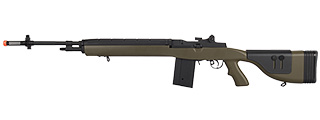"LANCER TACTICAL LT-732 DMR STOCK 45"" M14 SOCOM AIRSOFT AEG (OD GREEN)"