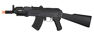 LT-737 METAL AK47 AEG AIRSOFT RIFLE W/ BATTERY & CHARGER (BLACK)