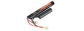 LT11.1V2500N20C 20C 11.1V 2500 MAH BUTTERFLY LI-ION BATTERY (BLACK)