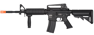 LT-04B-G2-M FULL METAL BODY GEN. 2 LT-04B-M AEG RIFLE (BLACK)