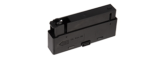 M1196 MAG FOR AIRSOFT SNIPER RIFLE W/ FOLDING STOCK (BLACK)