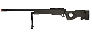 M1196G BOLT ACTION AIRSOFT SNIPER RIFLE W/ FOLDING STOCK (OLIVE DRAB)