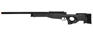 M96B L96 SPRING BOLT ACTION AIRSOFT RIFLE (BLACK)