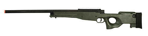 M96G L96 SPRING BOLT ACTION AIRSOFT RIFLE (OD)