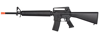 MC6610 M16 LIGHTWEIGHT POLYMER GBB AIRSOFT RIFLE (BLACK)