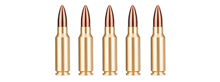 SG-06 DUMMY 7.62MM AK47 BULLETS