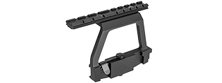 SG-12 QUICK-DETACH AK SIDE MOUTING OPTICS RAIL