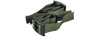 SG-14 DOUBLE MAGAZINE CLIP FOR M4, M14 AND AK MAGAZINES (BLACK)